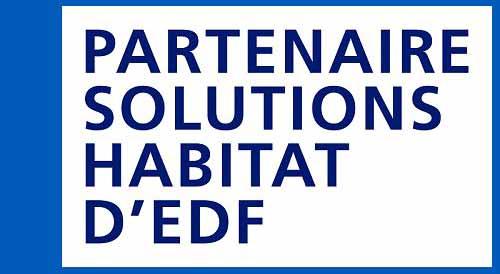 Logo partenaire solutions habitat d'EDF